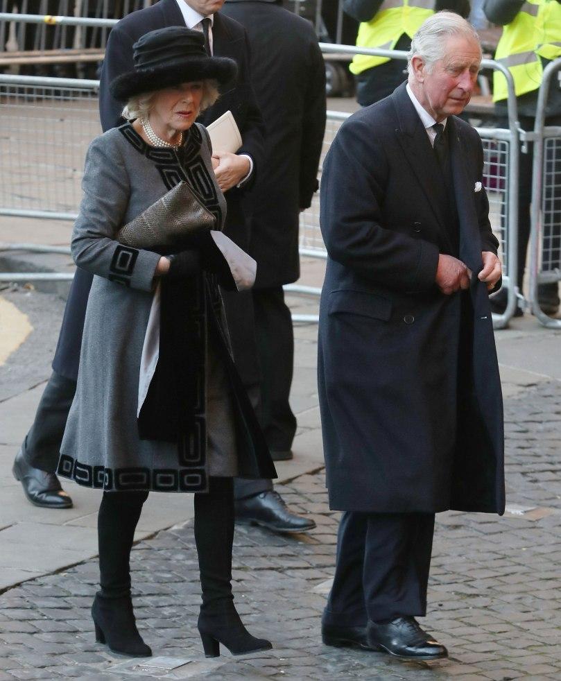 Sixth Duke of Westminster memorial service